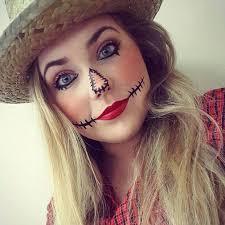 scarecrow makeup for easy makeup ideas