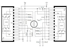 adt wiring diagram adt automotive wiring diagrams a3952s stepper motor controller circuit diagram