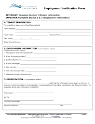 Generic Employment Verification Form Apartment Completion Certificate Sample Best Of Template Employment 16