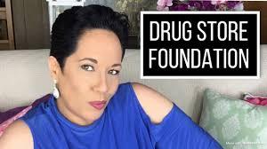 foundation oily bination skin women over 50