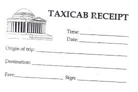Taxi Receipt Template Malaysia Washington Dc Taxi Receipt Template Taxi Receipt Template Malaysia