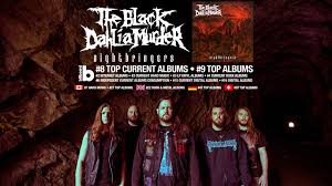 The Black Dahlia Murder On International Charts With