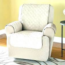 Oversized Armchair Slipcover Wing Chair Extra Large Slipcovers Beige  Recliner With Amazon O62