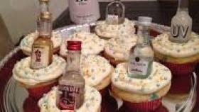 21st Birthday Cupcake Ideas For Him Bahuma Sticker