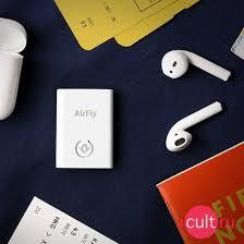 Беспроводной <b>адаптер Twelve South AirFly</b> Bluetooth White для ...