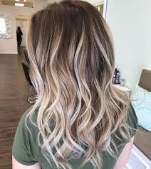 70 Flattering Balayage Hair Color Ideas