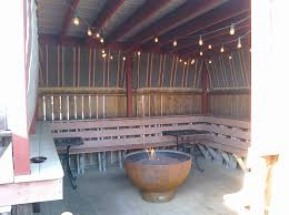 Covered Patio With A Fire Pit Things To Know In 2021 A Nest With A Yard