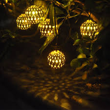 solar string lights. Exellent Lights Solar String Lights 10led Outdoor Promotion On