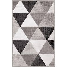 well woven dulcet retro shapes 3 ft x 4 ft mid century modern