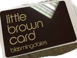 200 00 bloomingdales gift card with gift receipt