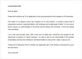 9+ Cover Letter Templates – Free Sample, Example Format Download ...