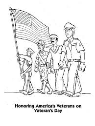 Free Coloring Pages Printables Veterans Day Coloring Pages Free