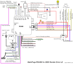 autopage 860 2000 honda civic wiring diagram help with 2007 diagram