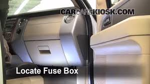 interior fuse box location 2007 2016 ford expedition 2007 ford 2010 ford f150 fuse box diagram at 2011 Ford F150 Fuse Box Location