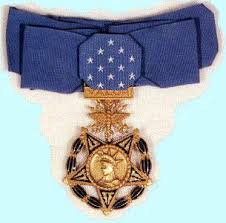 medals and ribbons by precedence medal of honor