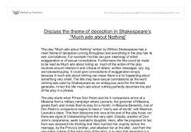deception essay macbeth deception essay
