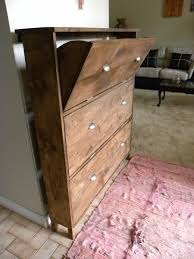 shoe furniture. shoe dresser ana white i need to build this with 2 cupboards side by furniture