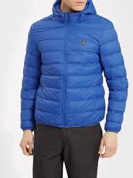 description a winter jacket without