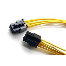 6 pin psu modular power cable to pci e 30cm moddiy com 6 pin psu modular power cable to pci e 30cm
