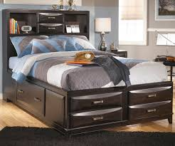 Delburne Full Size Storage Bed B362 Ashley Kids Value City Bedroom