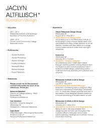 Artist Resume Free Resume Example And Writing Download
