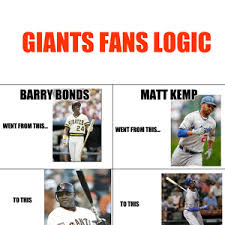 San Francisco Giants Fan's Logic by legittc - Meme Center via Relatably.com