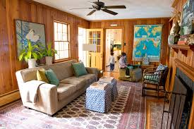 diy wall paneling ideas living room eclectic with yellow door split wood paneled living room decor best paneling decorating ideas judges