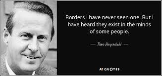 Fridtjof Nansen Quotes Adorable TOP 48 QUOTES BY THOR HEYERDAHL AZ Quotes