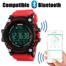 Special offer SKMEI <b>Men Smart Sport</b> Watch Bluetooth Calorie ...