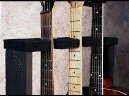 diy wood guitar stand you can build