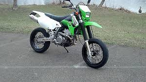 kawasaki supermoto motorcycles for sale