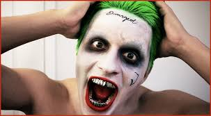 best joker makeup tutorial from squad jared leto vlog you