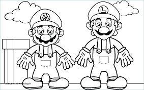 Printable Mario Coloring Pages Awesome Printable Super Mario