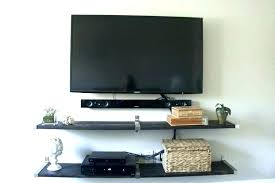 tv mount ideas mounting tv wall