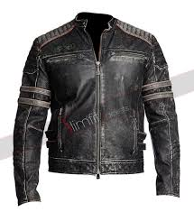 distressed black jacket 168 add to compare