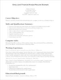 Entry Level Resume Template Custom Free Entry Level Accounting Resume Template Templates Skills