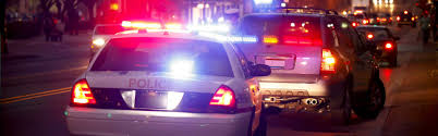Purple Emergency Vehicle Lights South Carolina Emergency Vehicle Accidents Lawyer Louthian Law