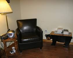 small leather chairs for small spaces. Black Leather Of Comfy Chairs For Small Spaces With Unique Table And Lamp R