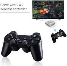 Buy DIKDOC Video Game Console Emulator Console Arcade Emulator Kids Retro  Game Console Pre-Install 41,000 Games ROM HDMI Output 128G Mini Portable  Support NES/N64/PS1/Sega Console Online in Taiwan. B08P5NXXM4