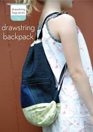 Drawstring Backpack Pattern Unique Drawstring Backpack Blog Oliver S