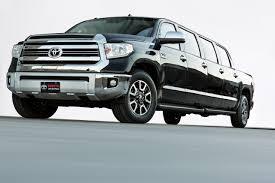 Toyota Tundrasine Concept is an odd pickup, limo hybrid - SlashGear