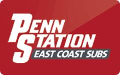 Buy Penn Station Gift Cards | GiftCardGranny