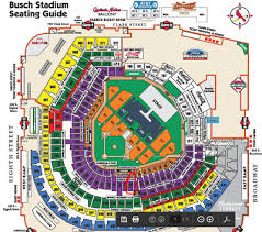 Kenny Chesney At Busch Stadium St Louis July 21st Section