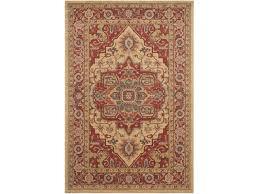 safavieh mah698a 1115 11 x 15 ft mahal power loomed area rug red