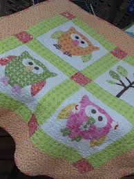 Best 25+ Owl quilt pattern ideas on Pinterest   Owl quilts, Owl ... & Vintage & Vogue online fabric shop, free quilting patterns, home decorating  tips, quilt Adamdwight.com
