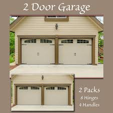 Faux Garage Door Hardware Amazoncom Household Essentials 240 Hinge It Magnetic Decorative