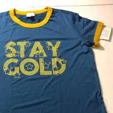 Lularoe Stay Gold Liv T Boutique