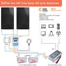 solar panel wiring diagram for caravan solar image perlight 24v 500w rooftop solar panel caravan boat camping mono on solar panel wiring diagram for