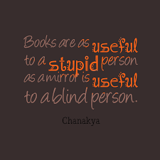 Chanakya Quote About Education