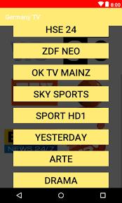 Deutschland TV Online 2019 for Android - APK Download